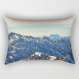 Gebirge Rectangular Pillow