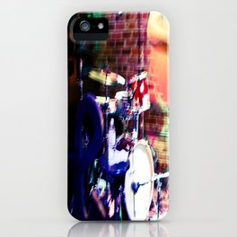 Jammin' iPhone Case