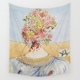 Salvador Dali Wall Tapestry