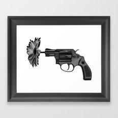 Flower Piece Framed Art Print