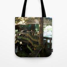 Tree house @ Aguadilla 5 Tote Bag