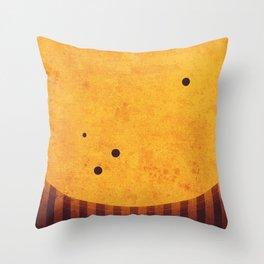 Sun - Sun Spots Throw Pillow
