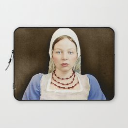 In the Style of... Hans Holbein the Younger, 2010 Laptop Sleeve