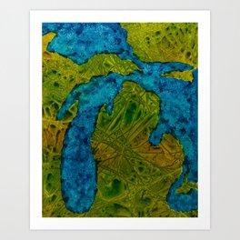 ff Art Print