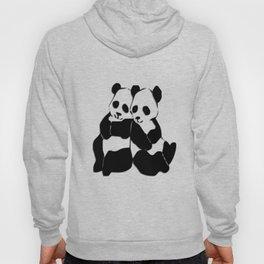 Panda Bears Hoody