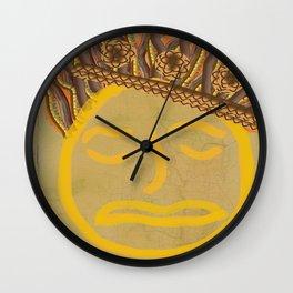 If I Ruled The World Wall Clock