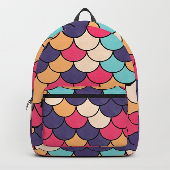 Lovely Pattern CIII Backpack