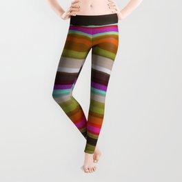 Colored Lines Leggings