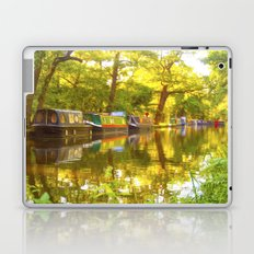 Wey Navigation Canal Laptop & iPad Skin