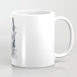 The eye. Coffee Mug