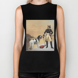 How Cats See Themselves Biker Tank