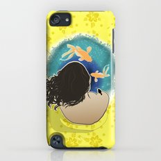 Holding water iPod touch Slim Case