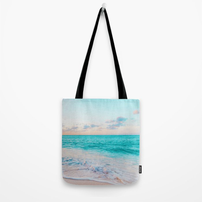 Ocean Bliss #society6 #society6artprint #buyart Tote Bag