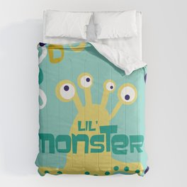 Lil' Monsters Comforters