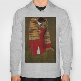 "Al Bousa ""The Kiss"" Hoody"