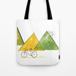 Ride Bike Tote Bag