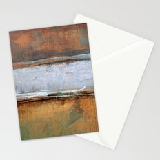 Metal Layers Stationery Cards