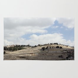 Mount of Olives Rug