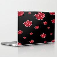 targaryen Laptop & iPad Skins featuring AKATSUKI CLAN  by BeautyArtGalery