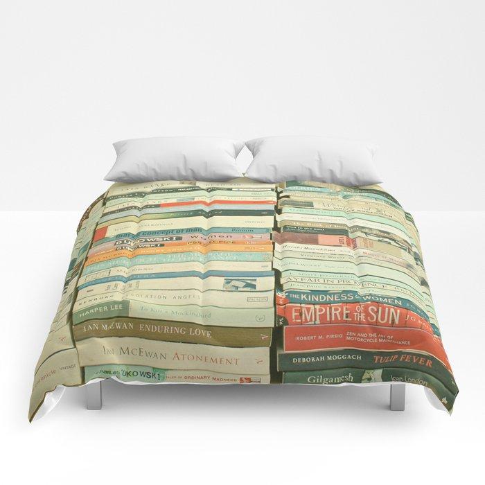 Bookworm Comforters