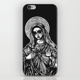 Mother Mary iPhone Skin