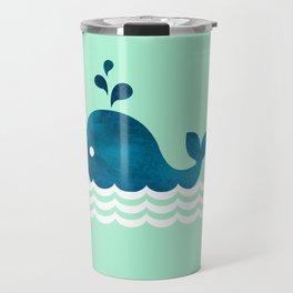 Little Whale Travel Mug