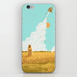 ROCKET LAUNCH iPhone Skin