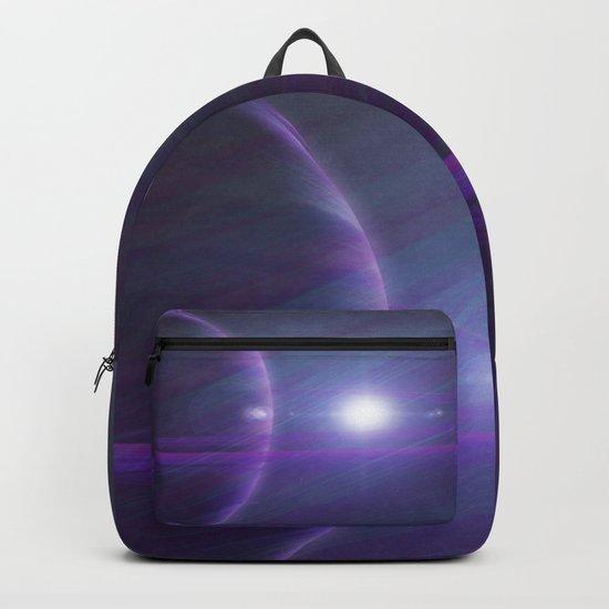 A world away Backpack