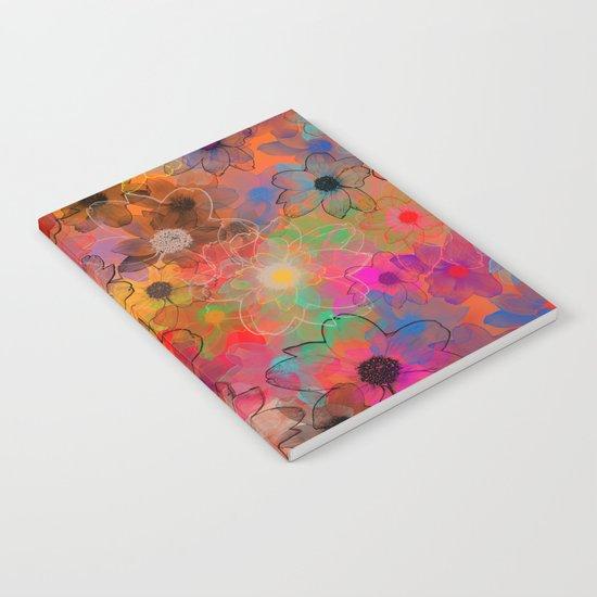 Flower carpet(34). Notebook