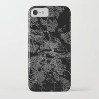 stockholm iPhone & iPod Cases featuring Stockholm  by Line Line Lines
