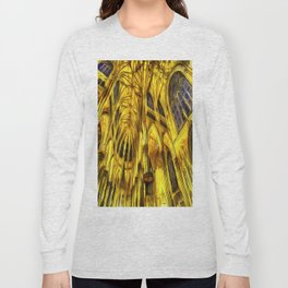 The Cathedral Vincent Van Goth Long Sleeve T-shirt