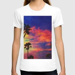 Unicorn clouds T-shirt