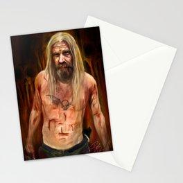 I am the Devil and I'm here to do the Devil's work. Stationery Cards