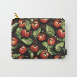 Fruit Acerola Pattern Carry-All Pouch
