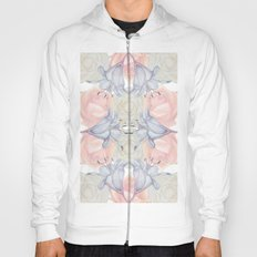 Wildflower symmetry Hoody