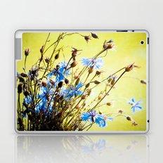 Cornflowers Laptop & iPad Skin