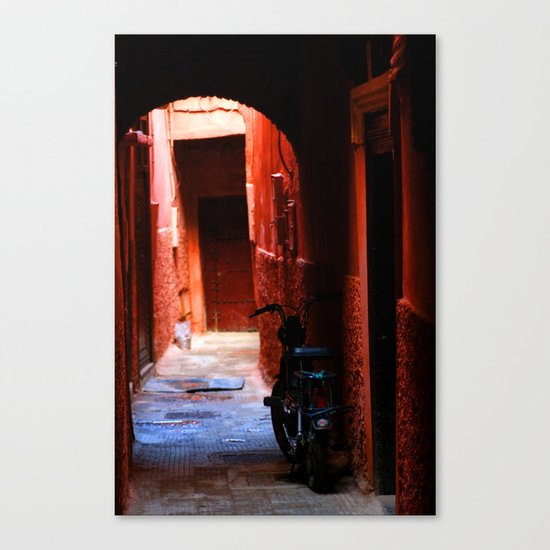 Marrakech Canvas Print