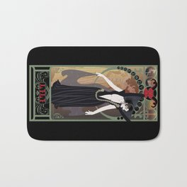 Dark Lili Nouveau - Legend Bath Mat