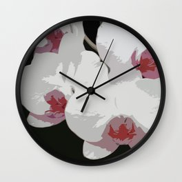 Orchid_2014_1201 Wall Clock