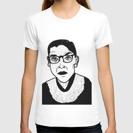 Ruth Bader Ginsburg T-shirt