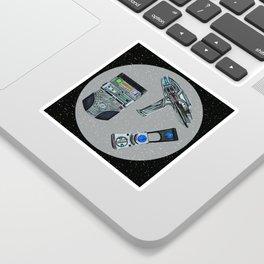 Utilities Kelvin Fed Sticker