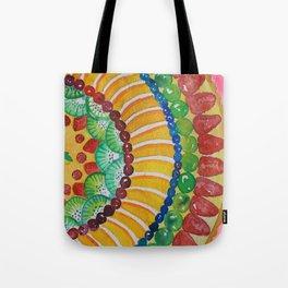 Fruit pie Tote Bag