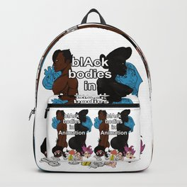 Black Bodies in Animation by: Matthew J Powell Backpack
