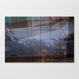Beside Canvas Print