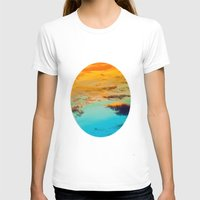 swim T-shirts featuring Swim by Rick Staggs