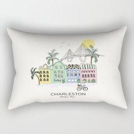 Charleston, S.C. Rectangular Pillow