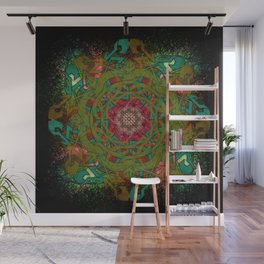 Nebular Grove Wall Mural