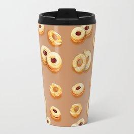 Biscotti-Butterum (pattern) Travel Mug