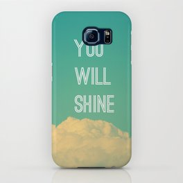 Baby, you will shine! iPhone Case