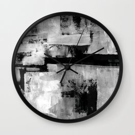 It's Time For Dreaming No.1s by Kathy Morton Stanion Wall Clock
